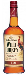 Wild Turkey Bourbon 101 Proof 1.00l